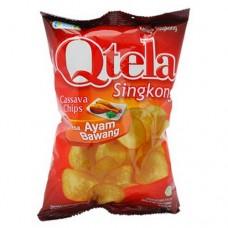 Chiki Qtela Chicken Flavor 60 gram