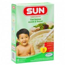 Baby Porridge Sun Vegetable Chicken  Continued 100 gram