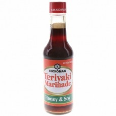 Kikkoman Teriyaki Marinade Honey & Soy 250ml