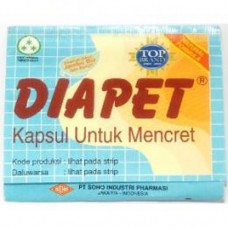 Drug Per strip Diapet