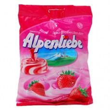 Alpenliebe Candy Strawberry 125gr
