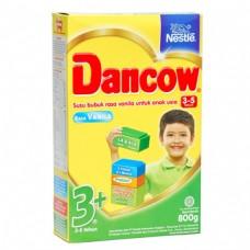 Dancow Milk 3+ Vanilla 800 gram