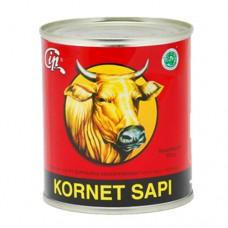 CIP Kornet Sapi 340 gr (Tanpa Jamur)