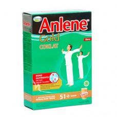 Susu Anlene Gold Cokelat 51+ 600 gr