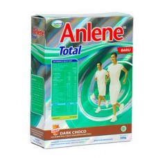Anlene Milk Total Dark Choco 200 gram
