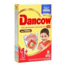 Dancow Milk 1+ Chocolate  800 gram