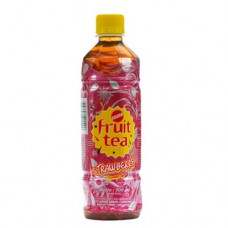 Minuman Fruit Tea Strawberry 500ml botol