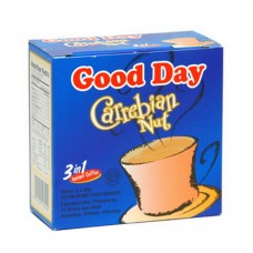 Kopi Good Day Carrebian Nut 20gr x 5 sachet