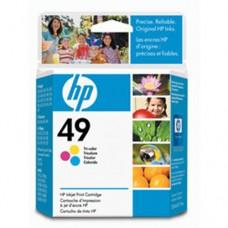 Ink  HP Deskjet 49 Refill (Colour)
