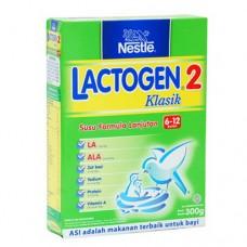 Susu Lactogen 2 Klasik 300 gram