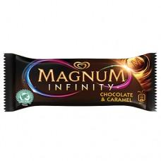 Ice Cream Magnum Infinity Choco Caramel