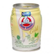 Bear Brand Milk Gold White Tea 140ml
