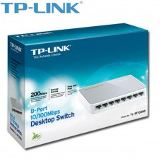 Dekstop Switch TP-LINK TL-SF1008D 8 Port 10/100 Mbps
