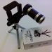 Mobile Phone Telescope Lensa 8x + Tripod