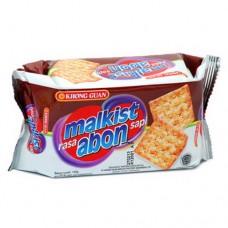 Biskuit Khong Guan Malkist Abon 145 gram