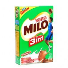 Milo Milk 3in1 Box 600 gram