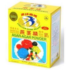Agar-Agar Swallow Globe Per pack 220gr