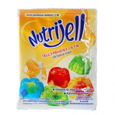 Nutrijel Mangga 15 gr Per pack  ( 12 pieces )