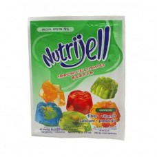 Nutrijel Melon 15 gr Per pack ( 12 pcs)