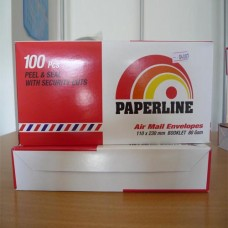 Plain Envelopes Paperline  (L) Per Pack 100 Sheet