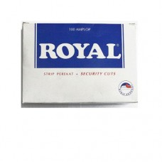 Plain Envelopes ROYAL (L) Per Pack 100 Sheet