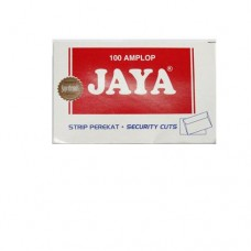 White Envelopes JAYA  (L) Per Pack 100 Sheet