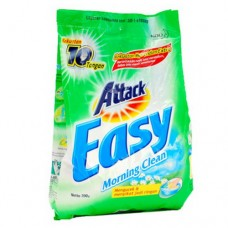 Cleaning Clothes Attack Detergent Easy Morning Clean 700 gram