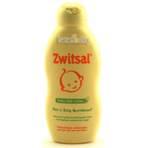 Shampoo Bayi Zwitsal Lotion 200 Ml