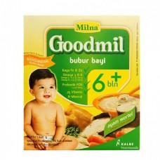 Bubur Bayi 6+ Milna Goodmil Ayam Wortel 120gr