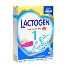 Susu Lactogen 1 - 350gr (Susu Bubuk)