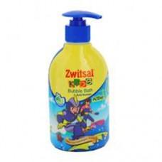 Zwitsal Kids Bubble Bath Shampoo 280 ml