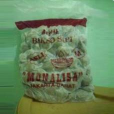 Baso Monalisa  Ukuran M Isi 100 Pieces Per pack