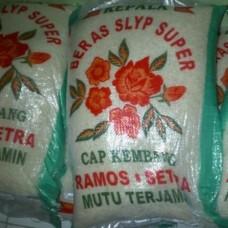 Beras Cap Kembang / Karung 16 kg