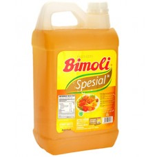 Bimoli Cooking Oil Special 5  litre jar