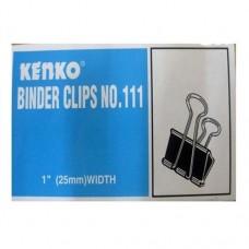 KENKO Binder Clip No 111 Per pack
