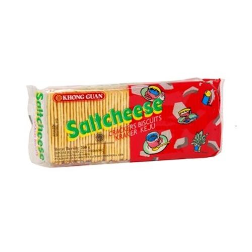 Biskuitkemasan:  Biskuit Khong Guan Saltcheese 200gr