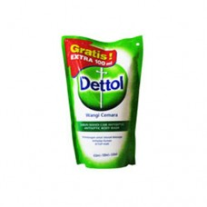 Dettol Body Wash Fragrant Pine refill 450ml