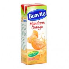 Buavita Mandarin Orange Juice With Cells 250ml