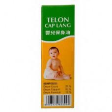 Minyak Telon Bayi Cap Lang 60ml