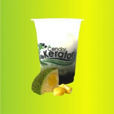 Cendol De Keraton Jackfruit Cup 400 ml Per 5 pieces