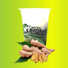 Cendol De Keraton Ginger 400 ml Per 5 pieces