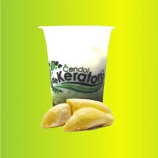 Cendol De Keraton Durian Cup 400 ml Per 5 pieces