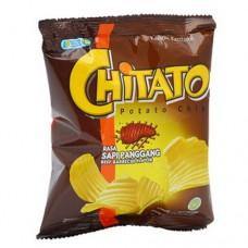 Chiki Chitato Flavour Beef Barbeque 19 gram
