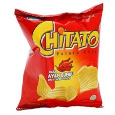 Chiki Chitato Flavour Spicy Chicken 19 gr
