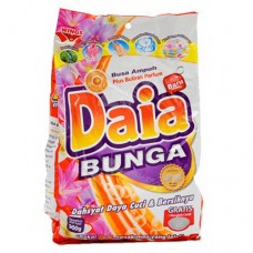 Cleansing Clothes Daia Flowers 900 gram