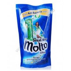 Molto Ultra Once Rince  Blue 300 ml reffil