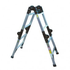 Aluminum Adjustable Ladder KW01-604