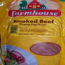 Farm House Smoked Beef Per pack