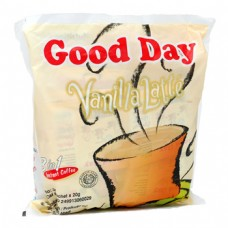 Kopi Good Day Vanilla Latte 30x20 gr