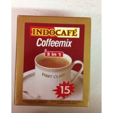 Kopi Indocafe Mix 3in1 15S